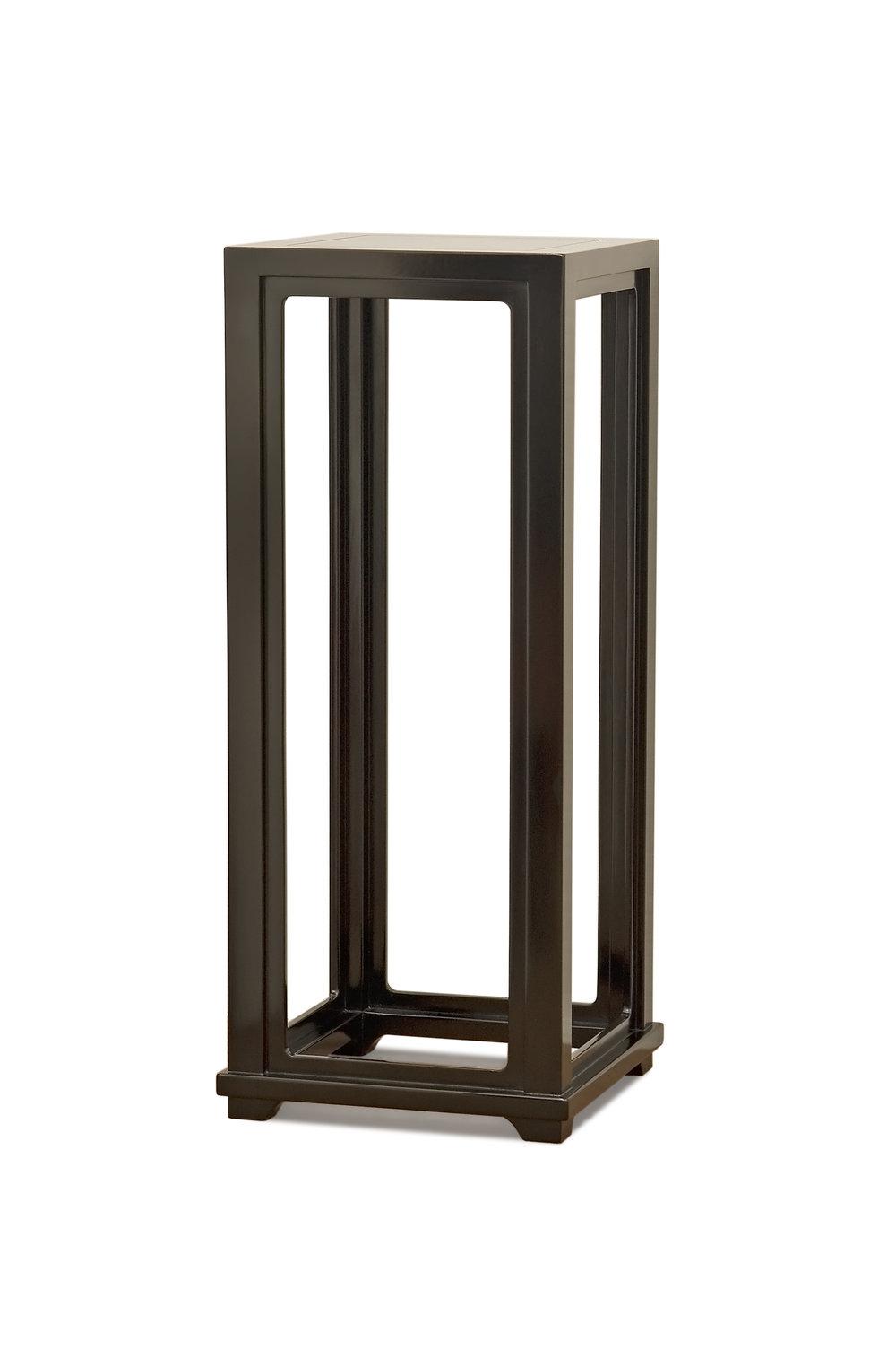 ....Chinese ming style furniture : stand ..中式明式家具 : 花几....