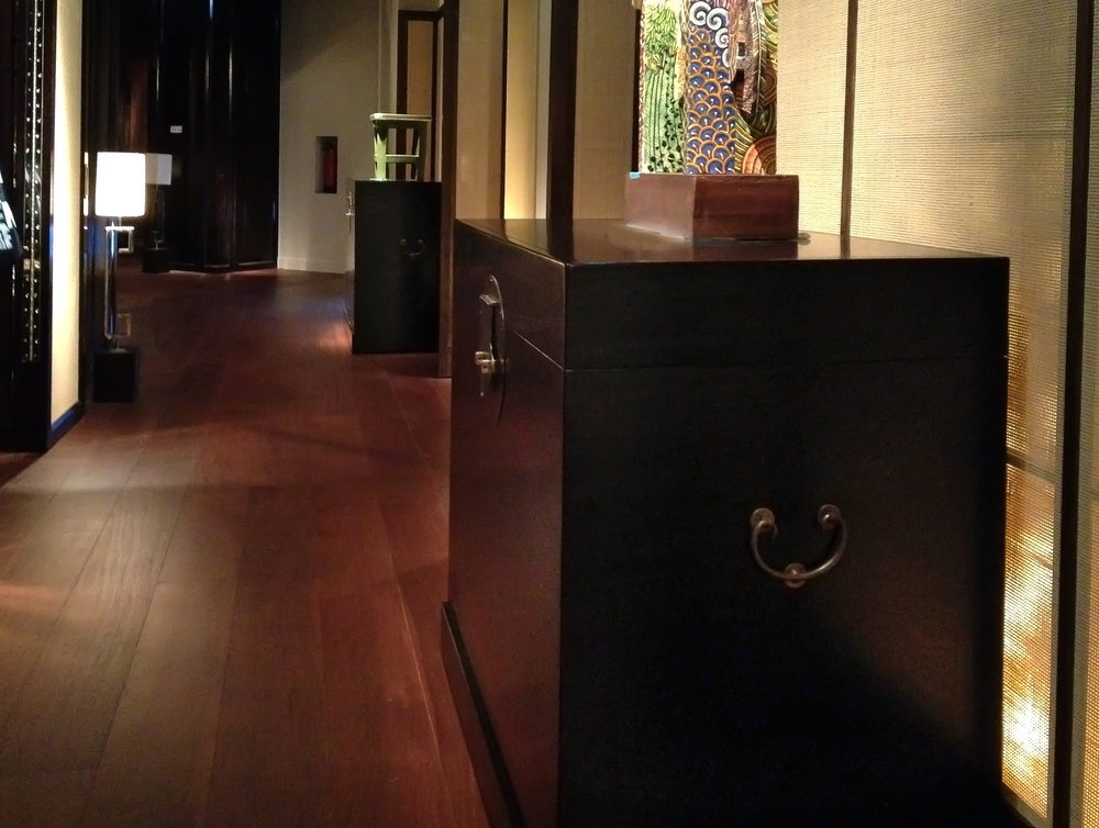 ....chinese furniture | mandarin oriental trunks..中式家具 | 文华东方箱子....