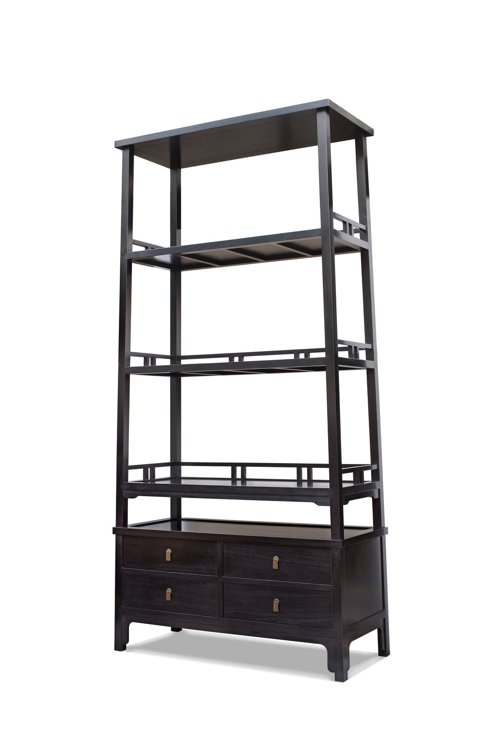 ....chinese ming style furniture | mandarin oriental compound shelf..中式明式家具 | 组合书架....