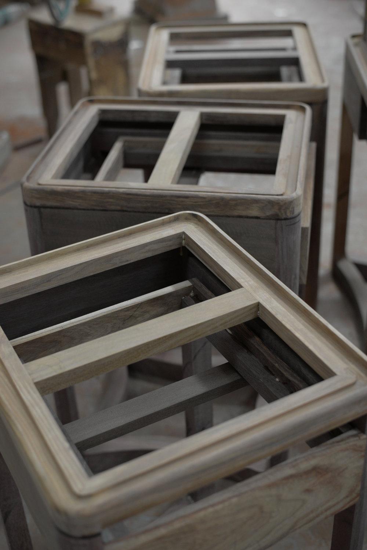 ....bespoke modern furniture | ritz carlton hong kong : crafting photos..特别定制现代家具 | 香港丽思卡尔顿酒店:制作照片....
