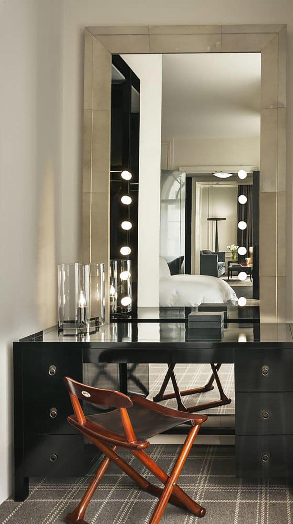 ....bespoke furniture | rosewood london : dressing table..特别定制家具 | 瑰丽伦敦酒店:梳妆台....
