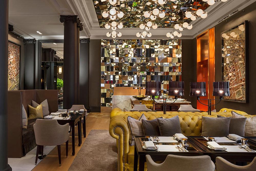 ....bespoke furniture | rosewood london : tea table..特别定制家具 | 瑰丽伦敦酒店:茶台....