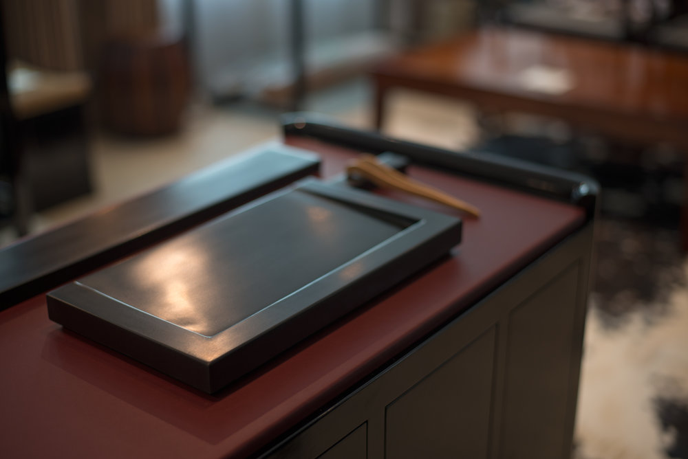 ....modern furniture | mandarin oriental tea art trolley..现代家具 | 文华东方茶艺车....