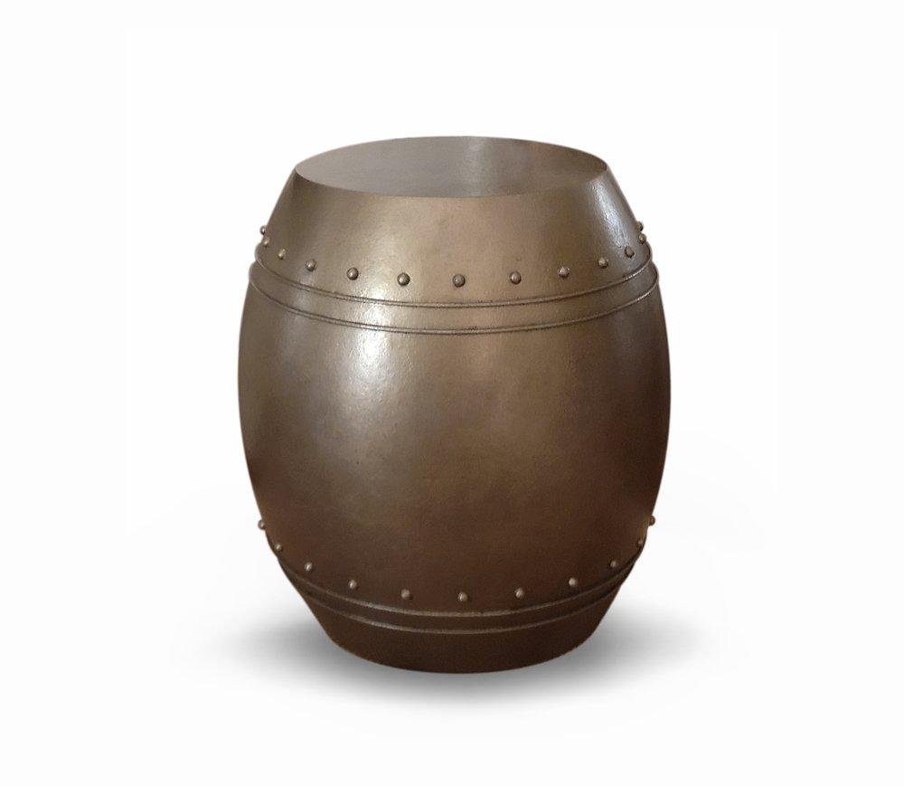 ....Bespoke Chinese furniture : Drum Stool..特别定制中式家具: 鼓凳....