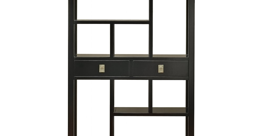 ....Ming Style Chinese furniture : Shelf..明式中式家具: 书架....