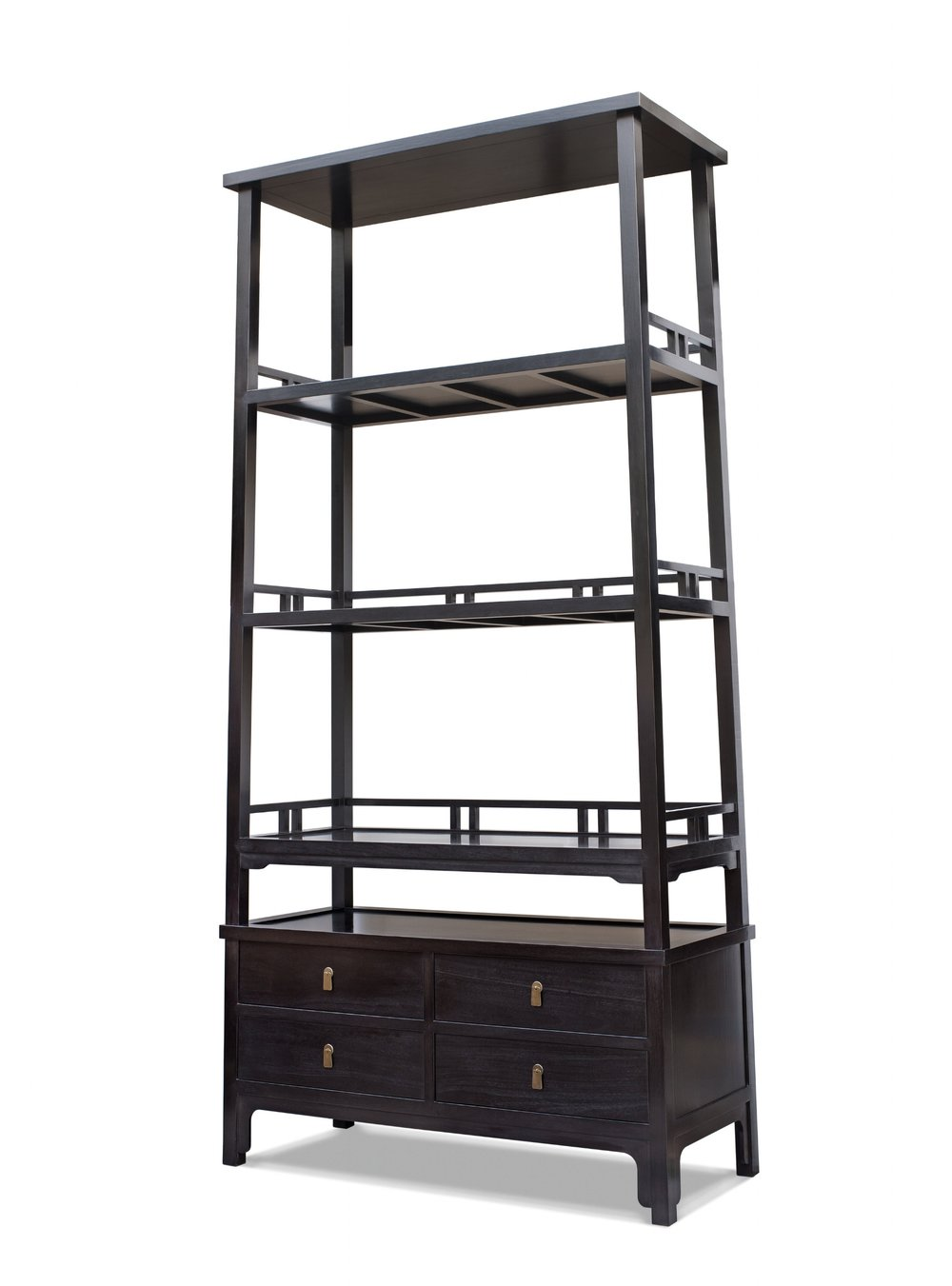 ....Bespoke Ming Style Chinese furniture : Bookshelf..特别定制明式中式家具: 书架....