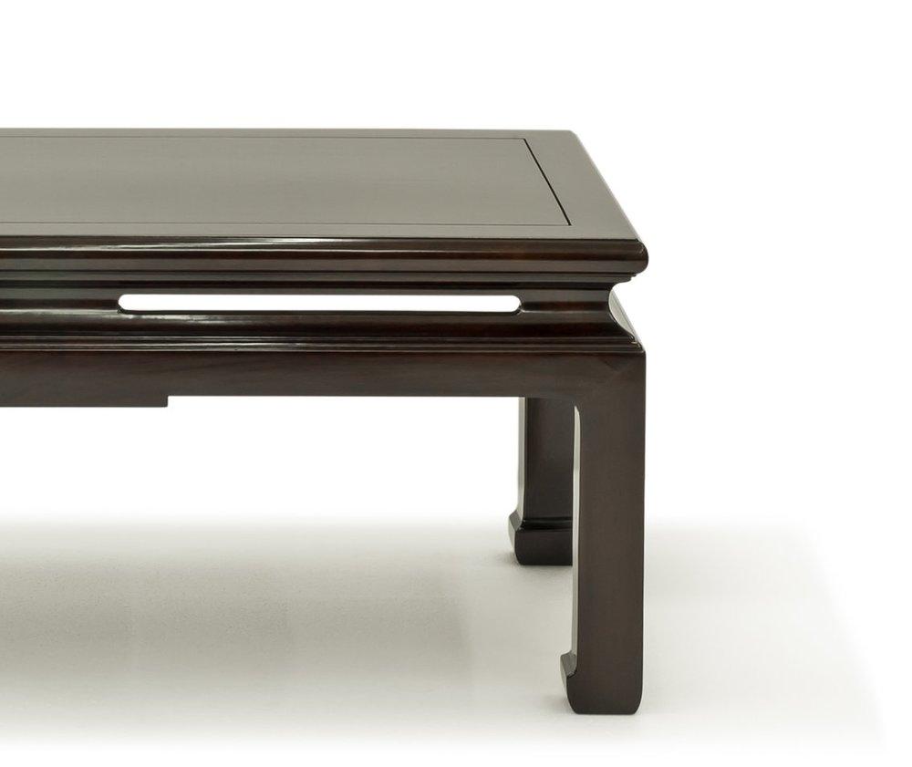 ....Bespoke Qing Style Chinese furniture : Coffee Table..特别定制清式中式家具: 咖啡台....