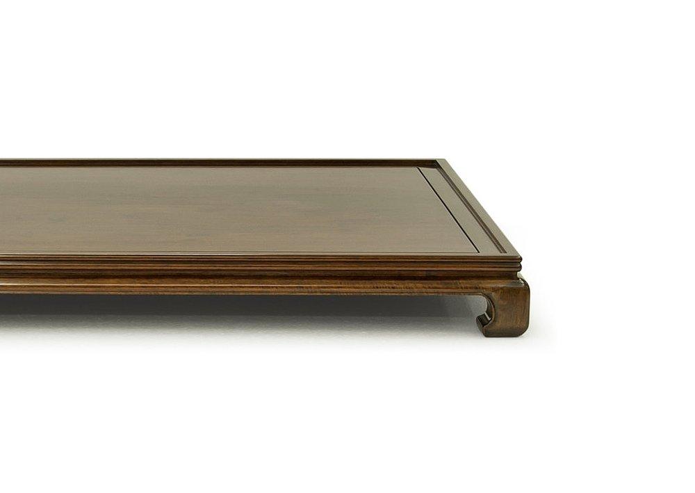 ....Bespoke Ming Style Chinese furniture : Low Table..特别定制明式中式家具: 低台....