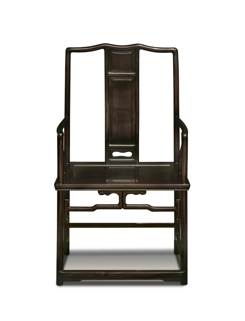 ....Qing Style Chinese furniture : Armchair..明式清式家具: 扶手椅....