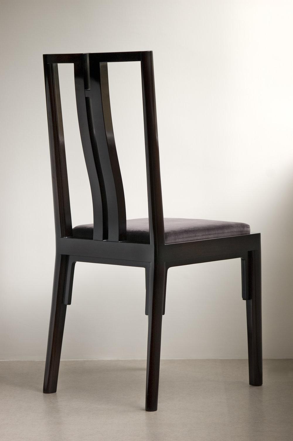 ....Modern Chinese furniture : Side chair..现代中式家具: 靠背椅....
