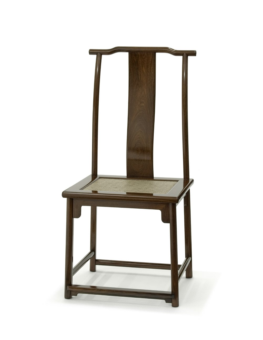 ....Bespoke Ming Style Chinese furniture : Side chair..特别定制明式中式家具: 靠背椅....