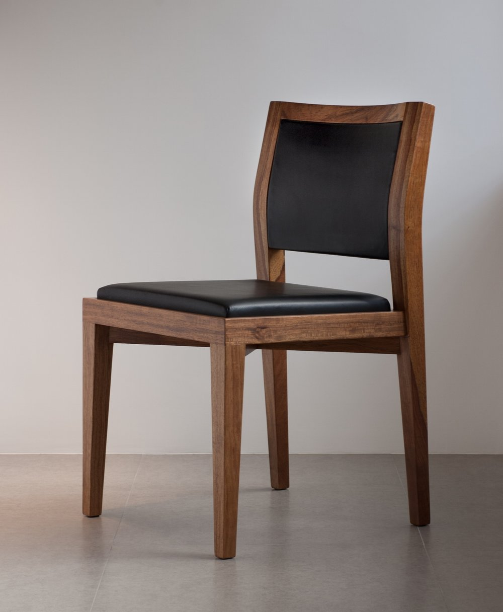 ....Bespoke Modern furniture : Side chair..特别定制现代家具: 靠背椅....