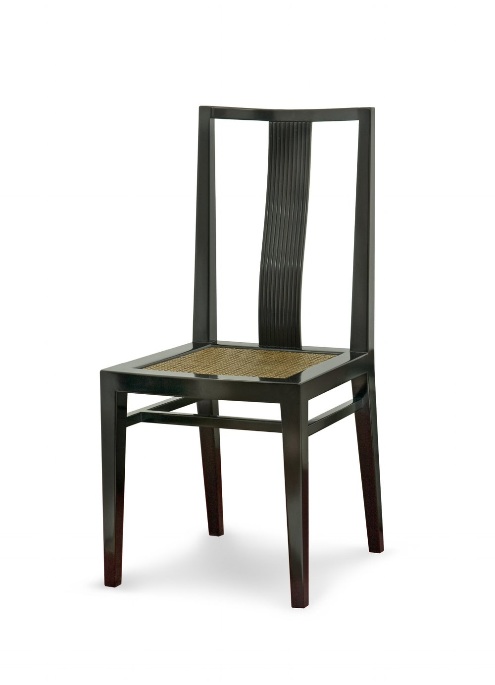 ....Art deco style furniture : Side chair..艺术装饰风格家具: 靠背椅....