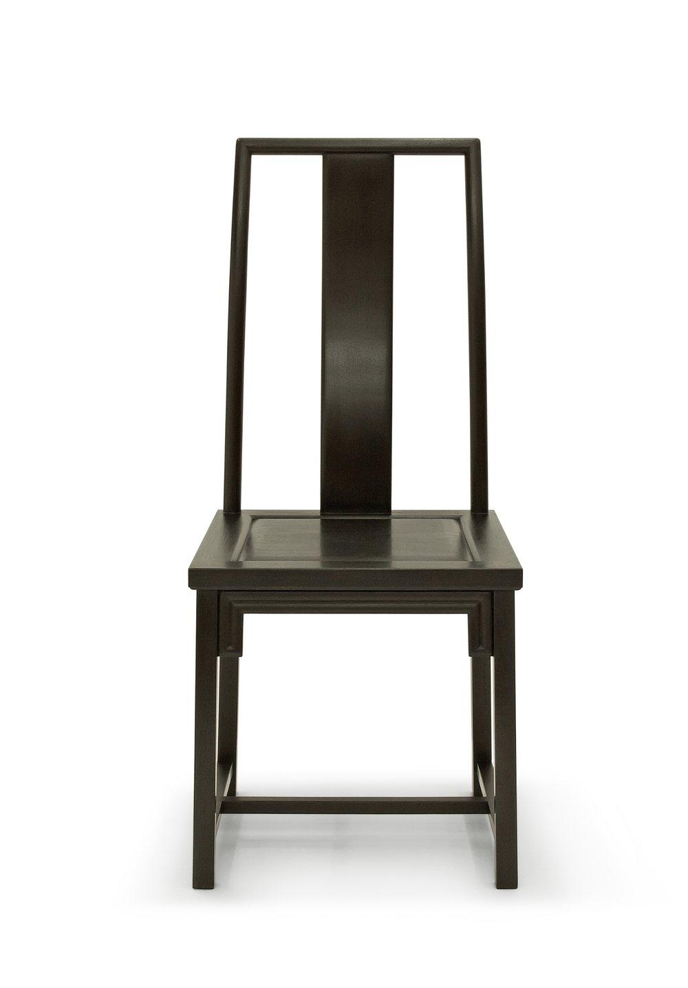 ....Bespoke Modern Chinese furniture : Side chair..特别定制现代中式家具: 靠背椅....