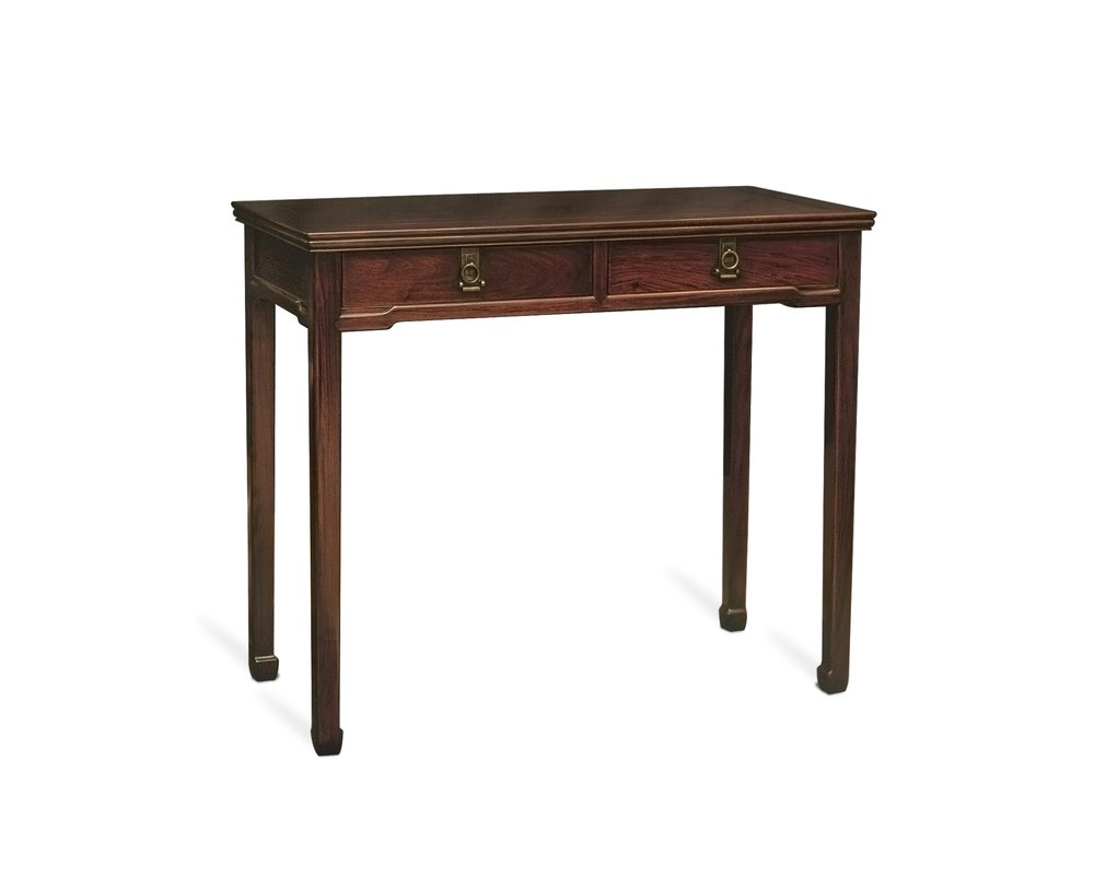 ....Ming Style Chinese furniture : Desk..明式中式家具: 书桌....