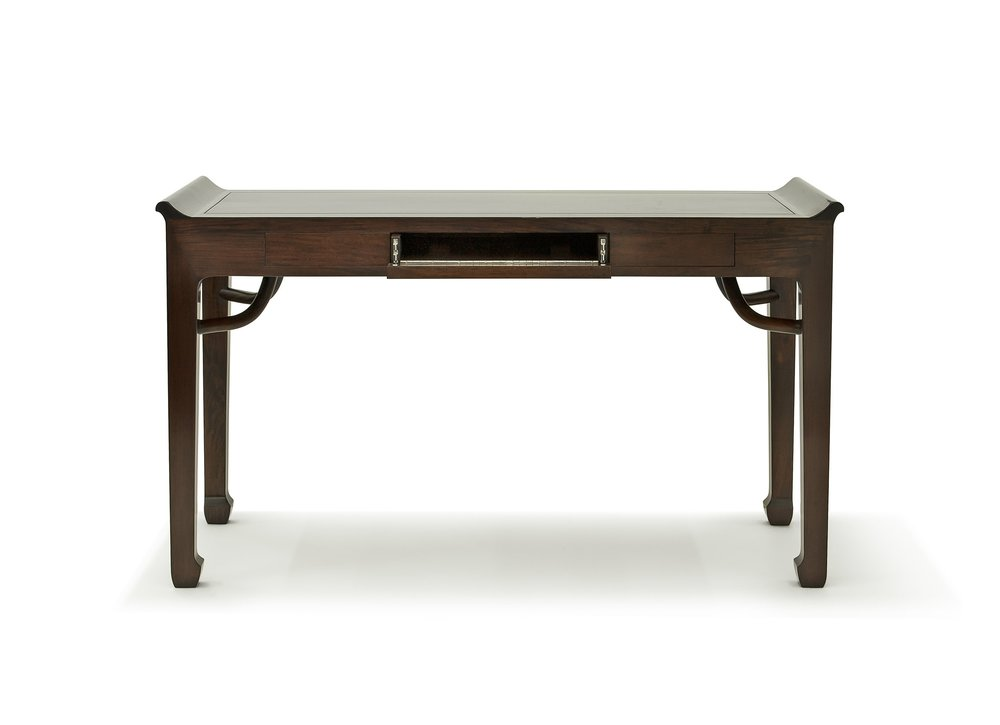 ....Bespoke Ming Style Chinese furniture : Side Table / Desk..特别定制明式中式家具: 条桌 / 小书台....