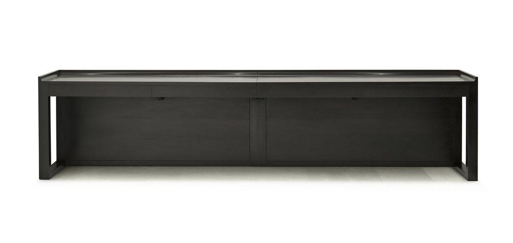 ....Bespoke Modern Chinese furniture : Long Desk..特别定制现代中式家具: 长书台....