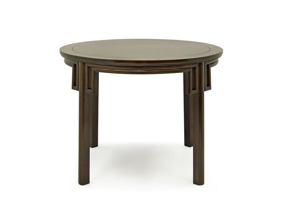 ....Bespoke Ming Style Chinese furniture : Round Table..特别定制明式中式家具: 圆台....