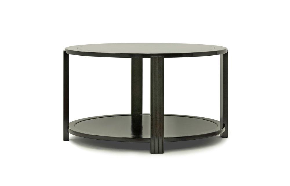 ....Bespoke Art Deco Style furniture : Round Table..特别定制艺术装饰风格家具: 圆台....