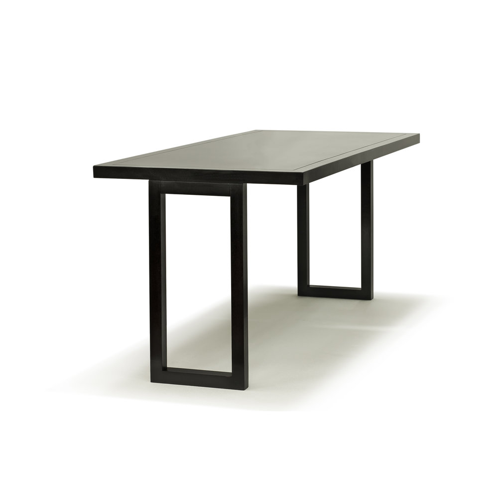 ....Bespoke Modern Chinese furniture : Dining Table..特别定制现代中式家具: 餐台....