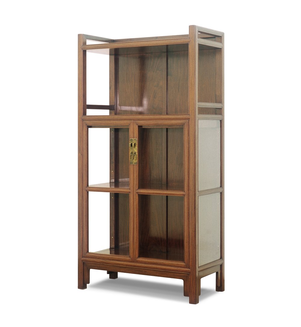 ....Bespoke Ming Style Chinese furniture : display cabinet..特别定制明式中式家具:展示柜....