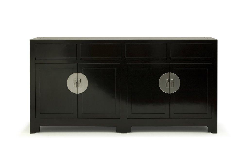 ....Custom made Modern Chinese furniture : Sideboard..特别定制現代中式家具:餐柜....