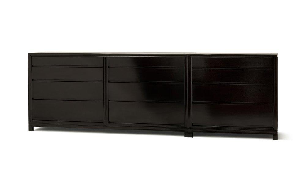 ....Custom made Modern Chinese style furniture : Chest of drawers..特别定制现代中式家具:抽屉柜....