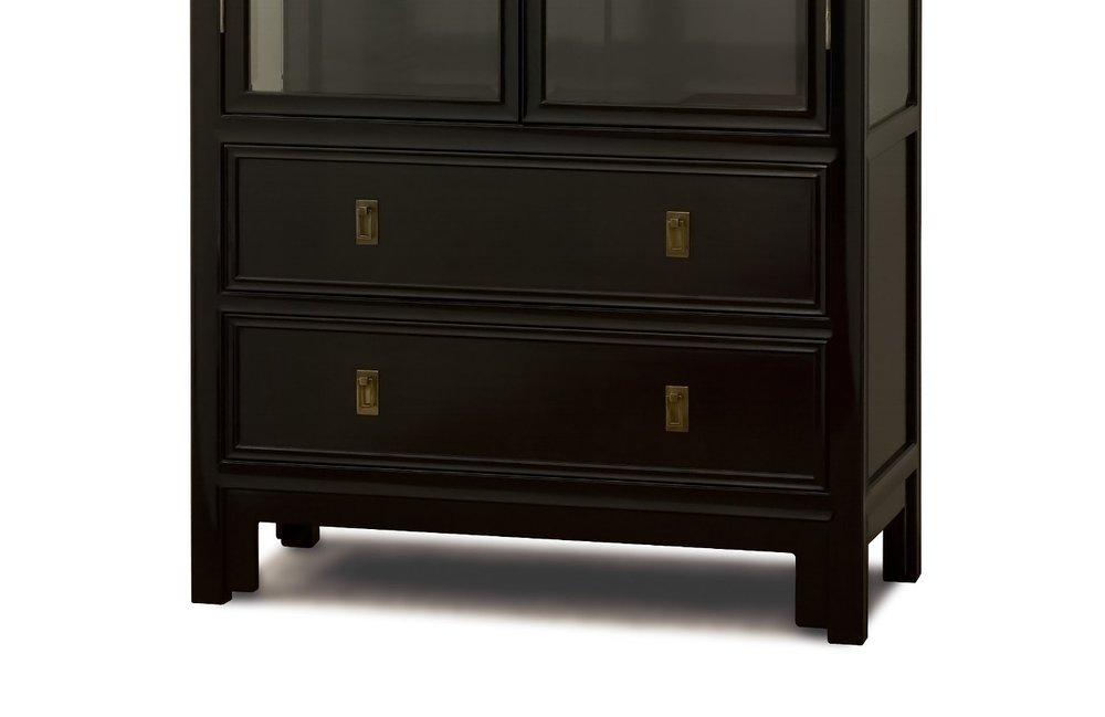 ....Ming Style Chinese furniture : display cabinet..明式中式家具:展示柜....