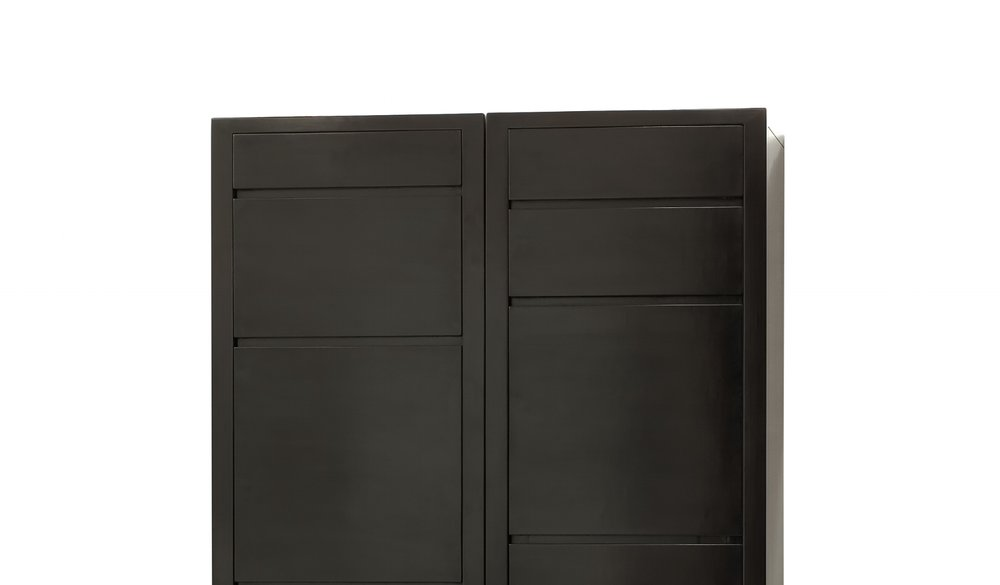 ....Custom made Modern Chinese Style furniture : Filing cabinet..特别定制現代中式家具:文件柜....
