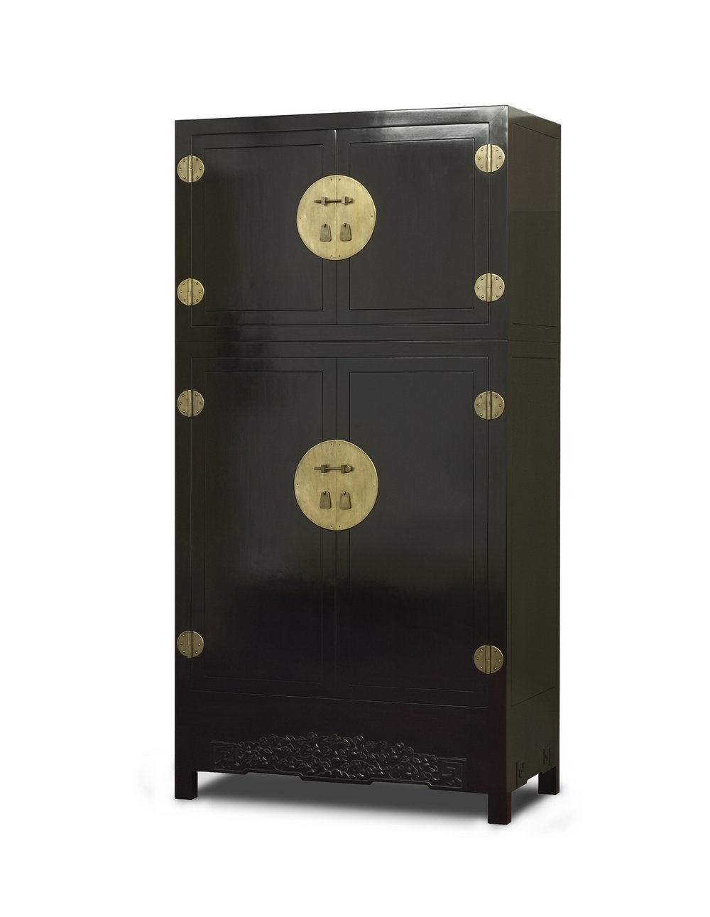 ....Bespoke Chinese furniture : compound cabinet..特别定制中式家具:顶箱柜....
