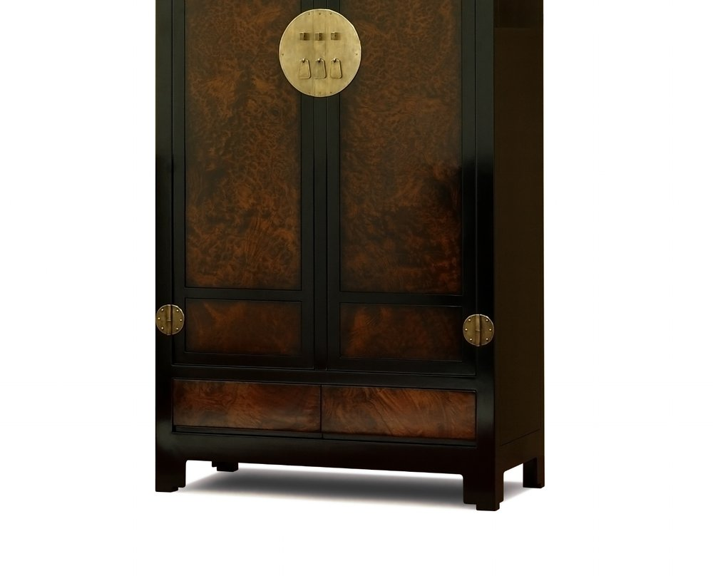 ....Chinese furniture : compound cabinet..中式家具:顶箱柜....
