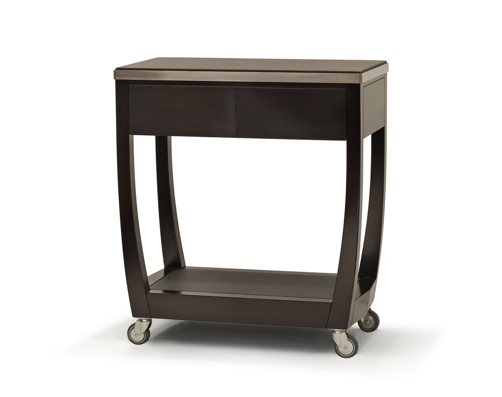....Bespoke Modern furniture : Service Trolley..特别定制现代家具: 服务车....