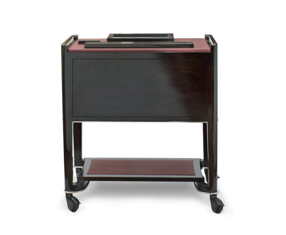 ....Bespoke Modern furniture : Tea Trolley..特别定制现代家具: 茶车....