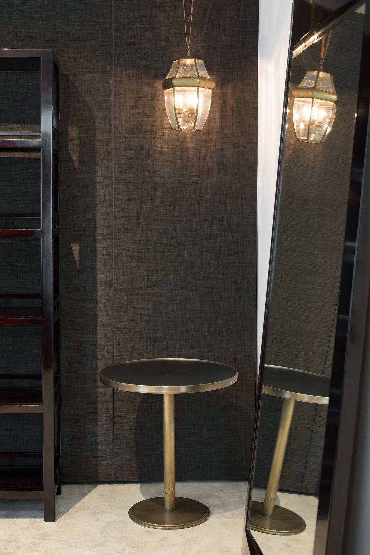 ....modern furniture | brass round table : ta 1120E..现代家具 | 黄铜制员台:ta 1120E....