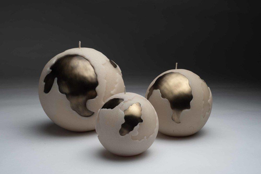 Pillars & Spheres -