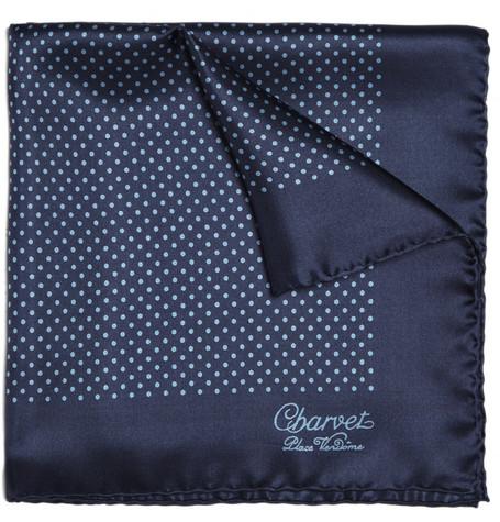 Charvet pocket square