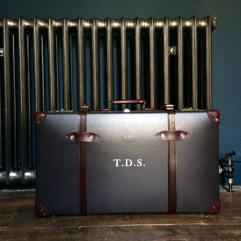 Globe-Trotter Cocoa TDS case