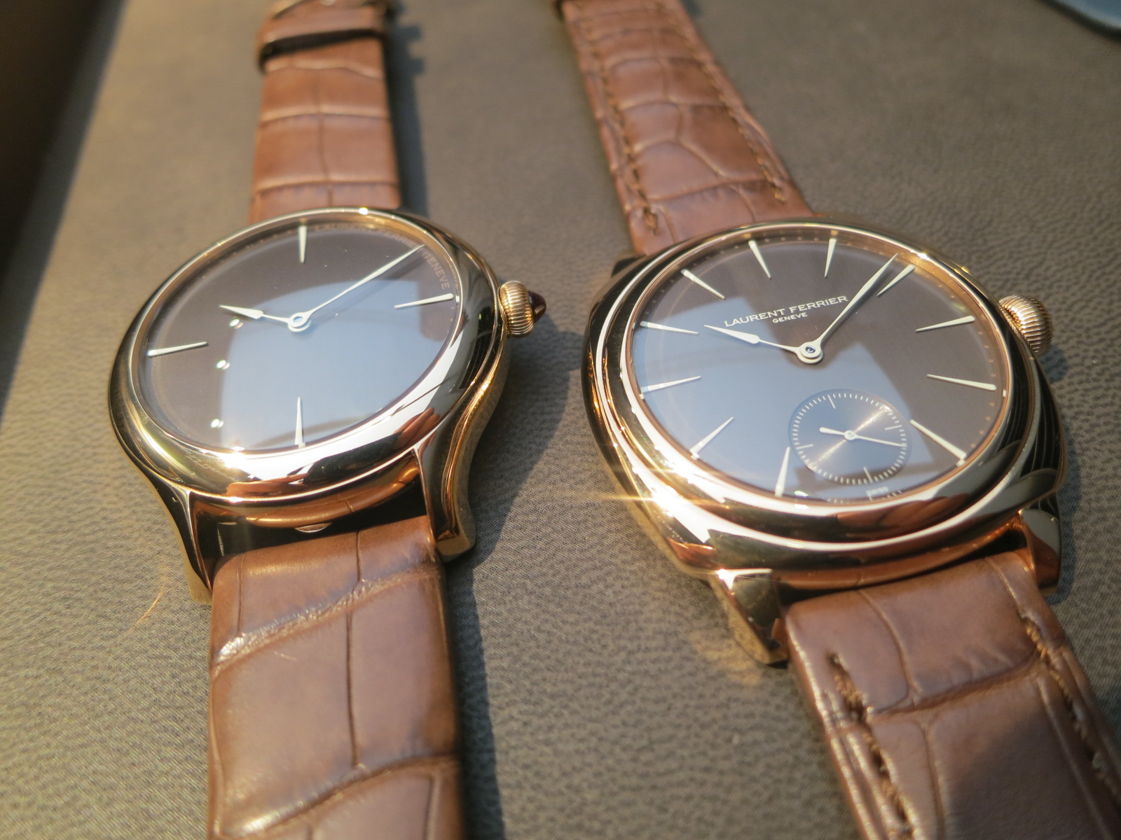 Laurent Ferrier chocolate collection