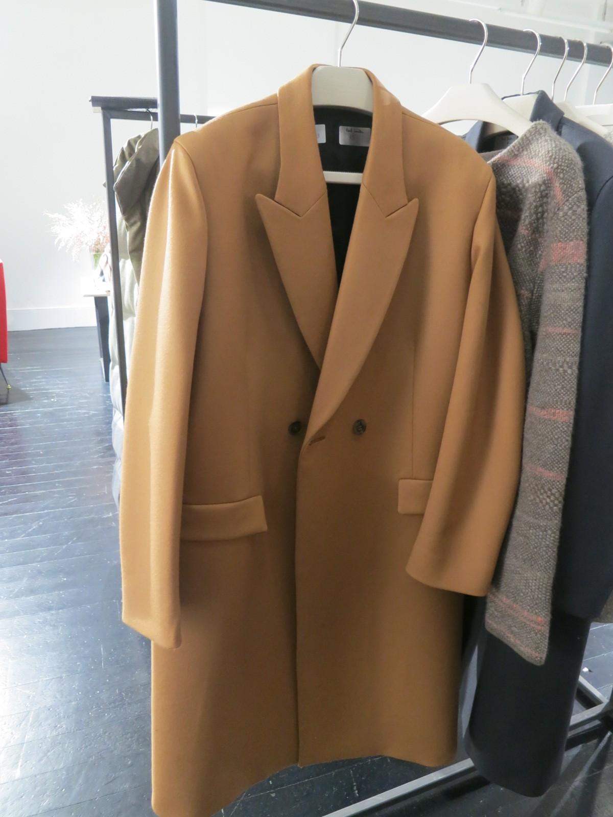 Paul Smith o'coat