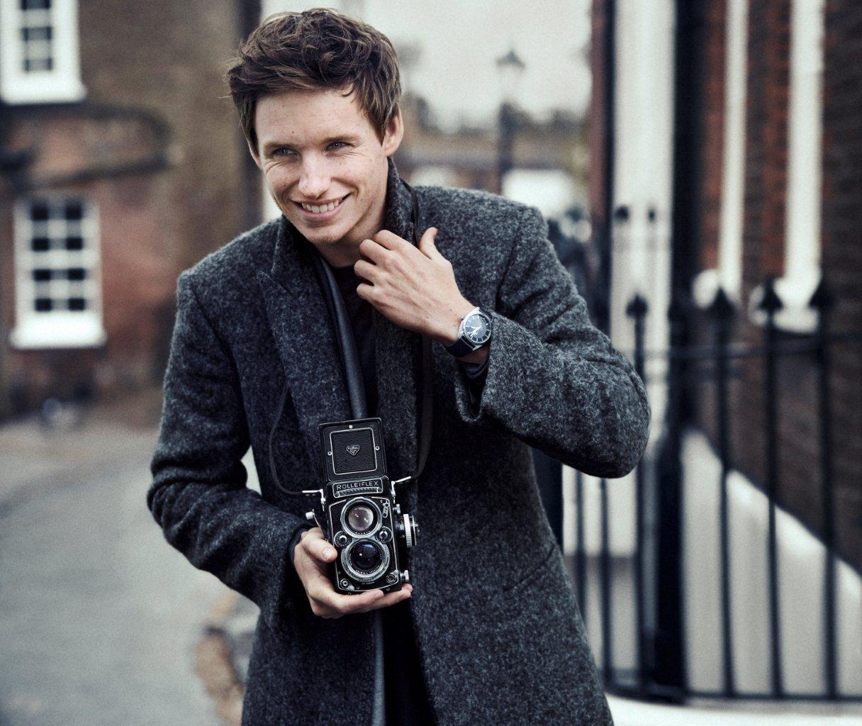 Eddie Redmayne ambassador low res