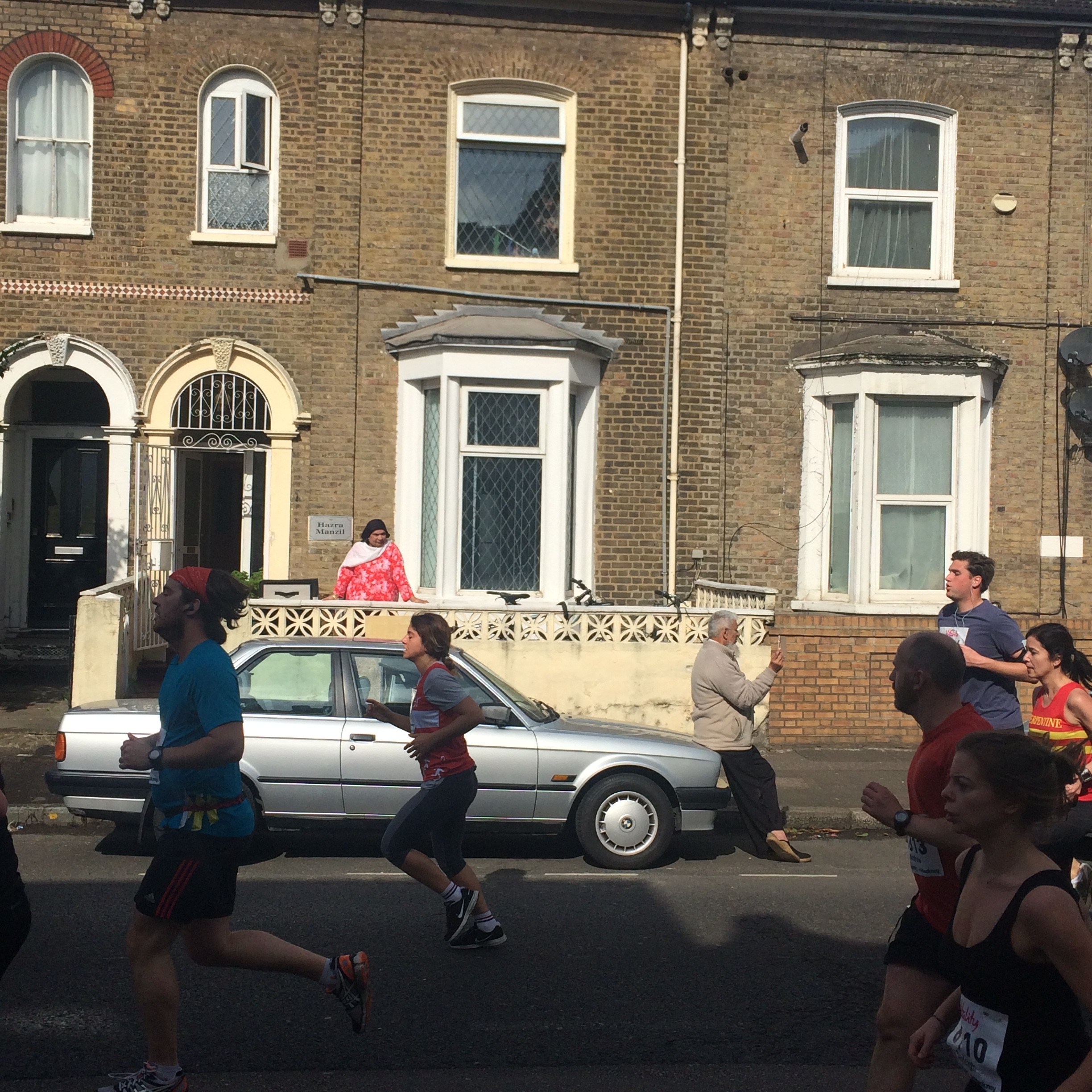 Mohammad, Mrs Mohammad and The Hackney Half II
