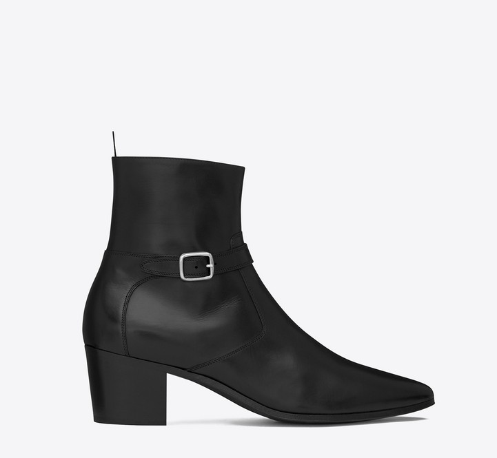 Saint Lauren French 60 Ankle Boot