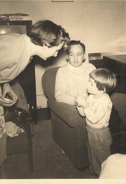 Mum, Dad & Julie