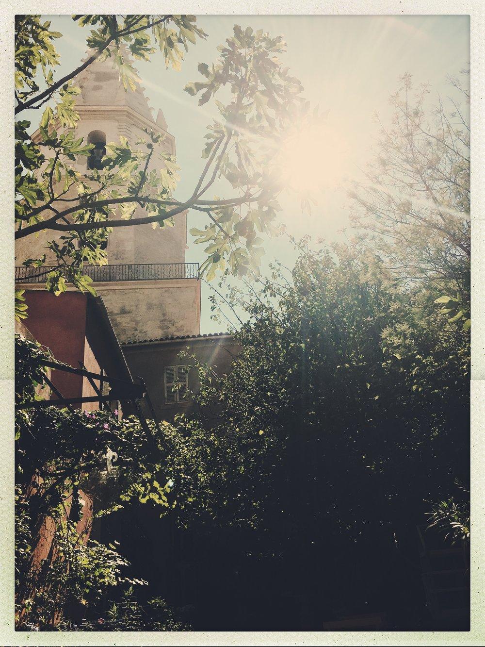 nuns garden