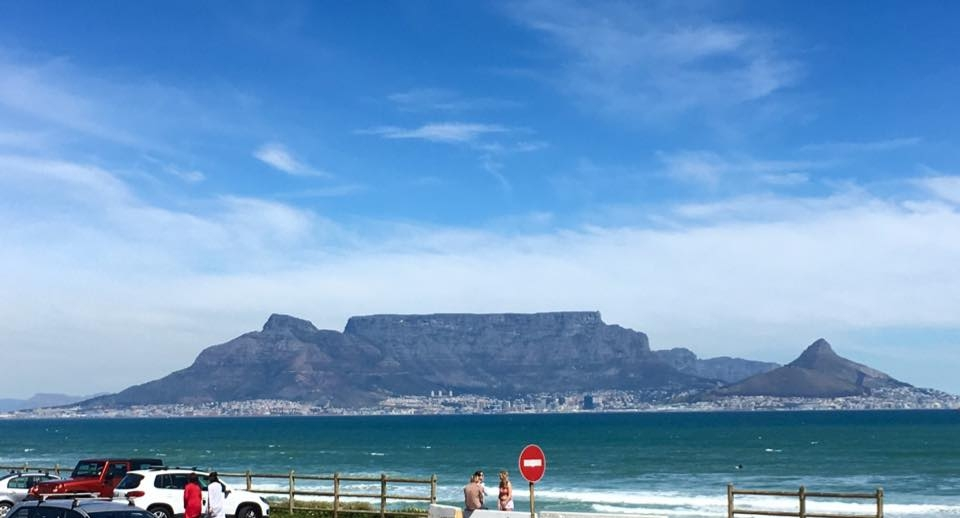 Copy of View of Table Mountain in Cape Town, South Africa