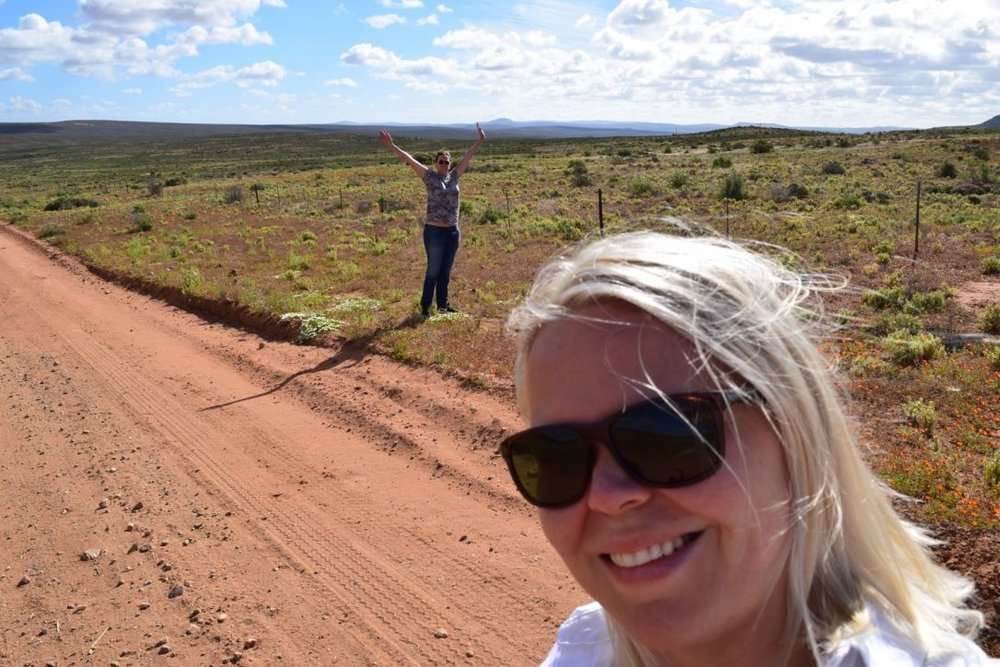 Copy of Road tripping in South Africa