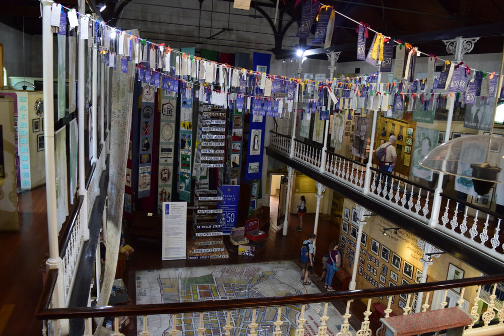 Copy of District 6 museum in Cape Town