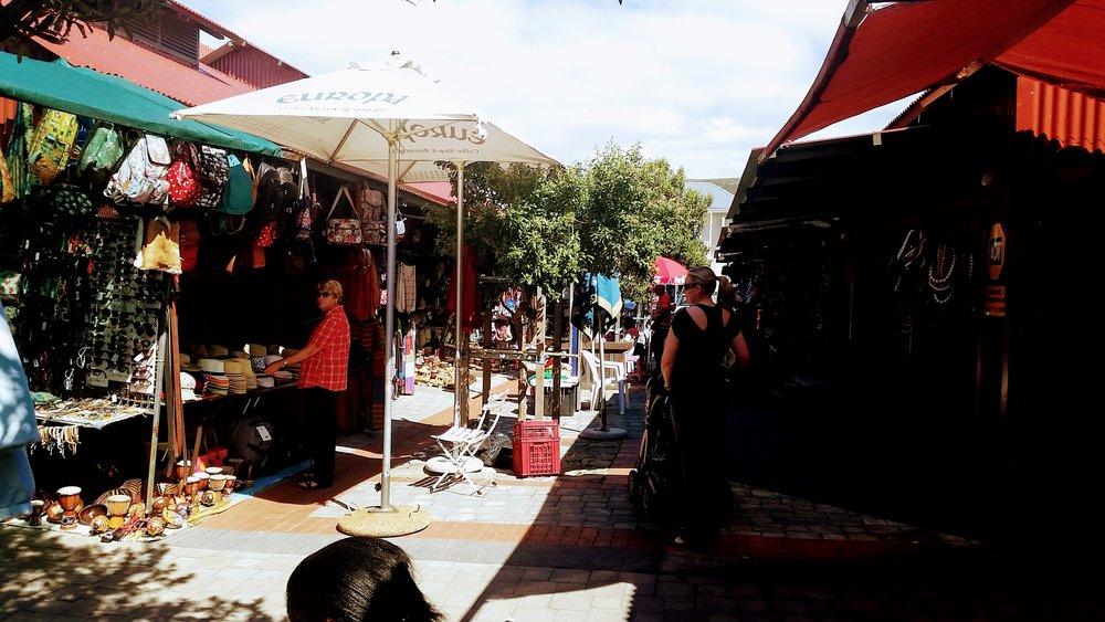 Copy of Craft market in Hermanus, South Africa