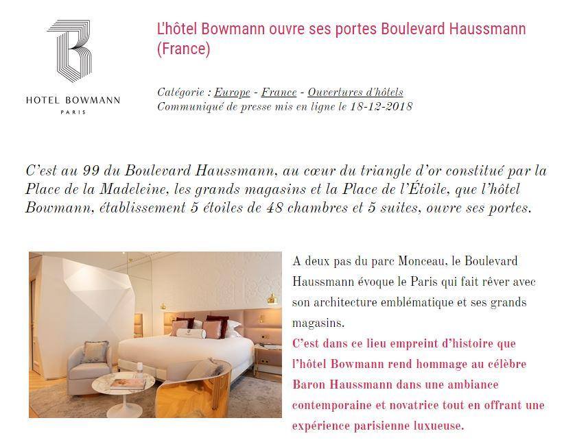 journal des palaces.fr -