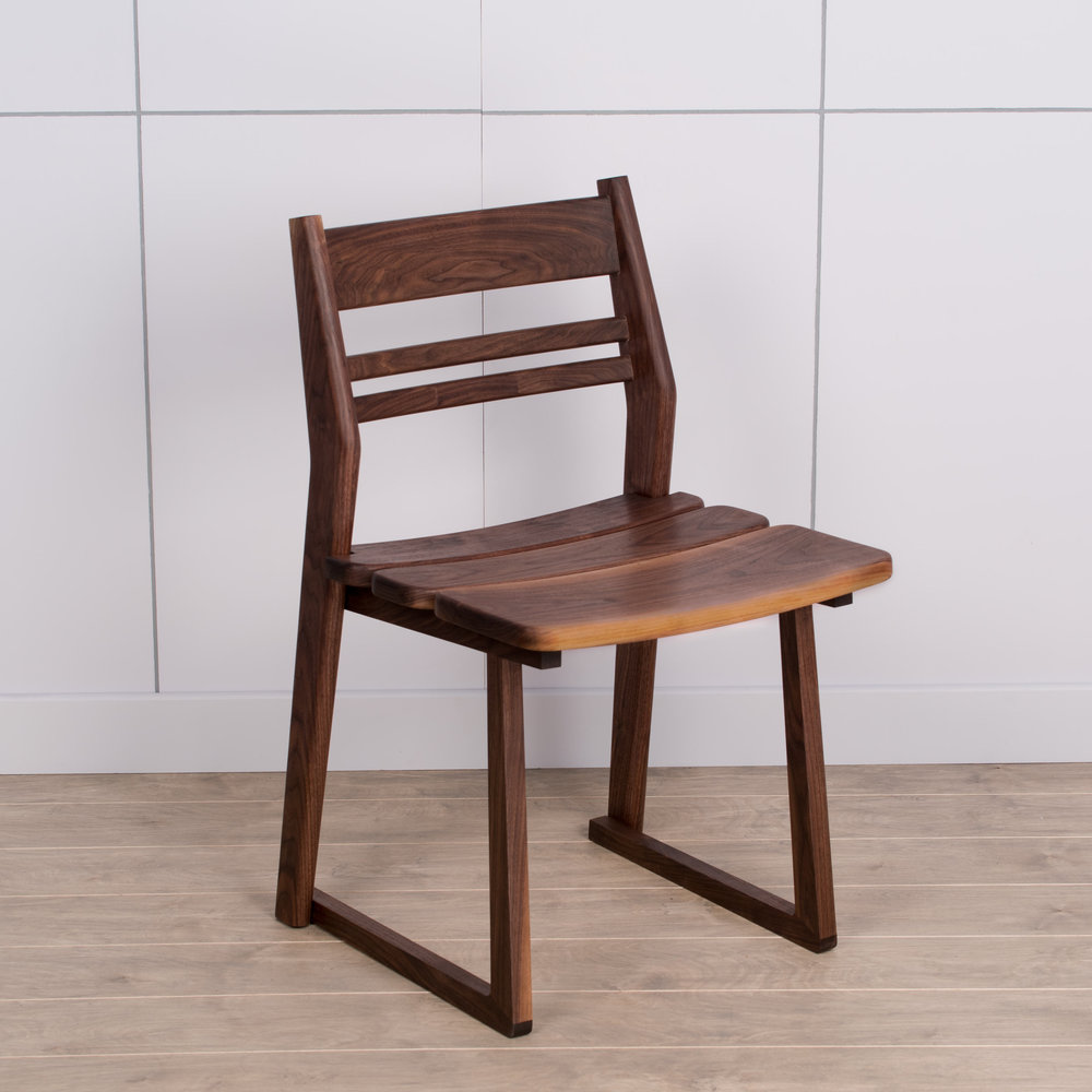 Davenport Original Chair in Walnut